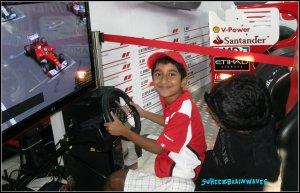 F1 simulator1